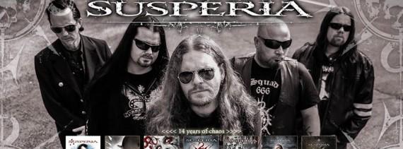 susperia - band - 2015