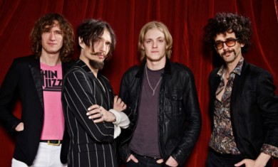 the darkness - band - 2015