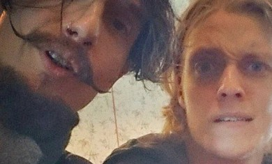 the darkness con rufus taylor - 2015