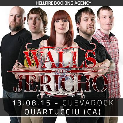 walls of jericho - quartucciu - sardegna - 2015