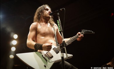 Airbourne - Bologna - 2015