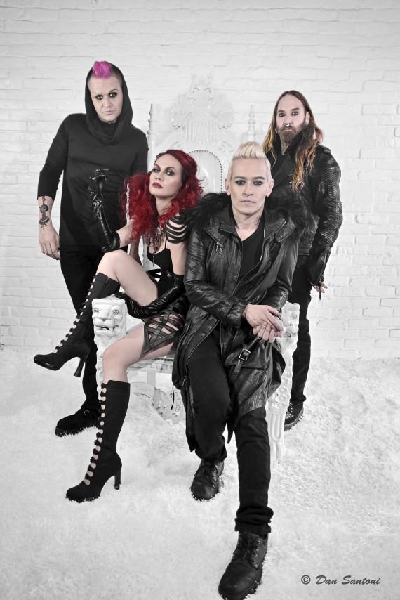 COAL CHAMBER - band - 2015