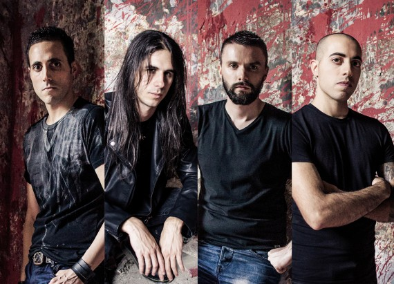 Darktribe - band - 2015