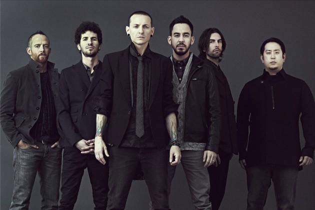 Linkin Park - band - 2015