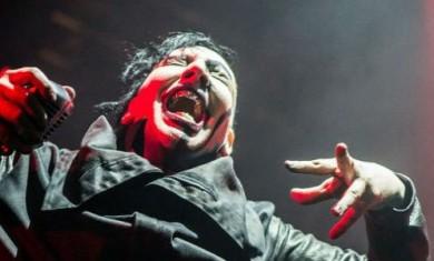 Marilyn Manson - Prima Pagina report - 2015