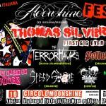 HARDCORE SUPERSTAR: Thomas Silver torna in Italia al Moonshine Fest