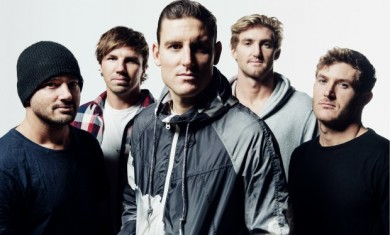 Parkway Drive - band - 2015