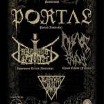 Portal - locandina concerto Parma - 2015
