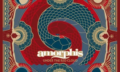 amorphis - Under The Red Cloud - 2015