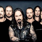 "AMORPHIS: il lyric video della nuova ""Death Of A King"""
