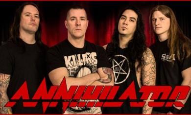 annihilator - band - 2015