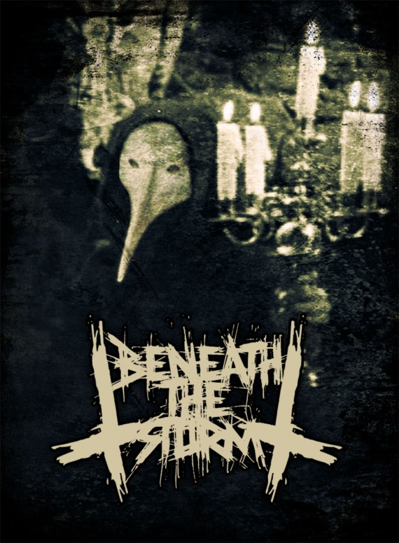 beneath the storm - logo - 2015