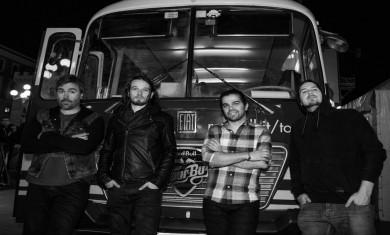 celeb car crash - band - 2015