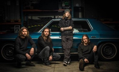 children of bodom - band - 2015