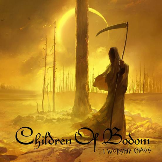 children of bodom - i worship chaos - 2015