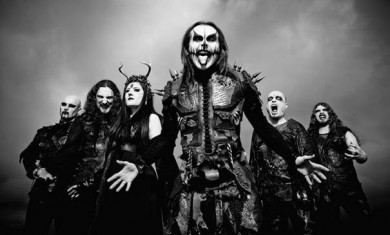 cradle of filth - band - 2015