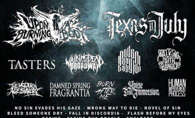 dissonance festival - cartellone completo - 2015