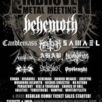 EINDHOVEN METAL MEETING 2015: confermati i GOD DETHRONED