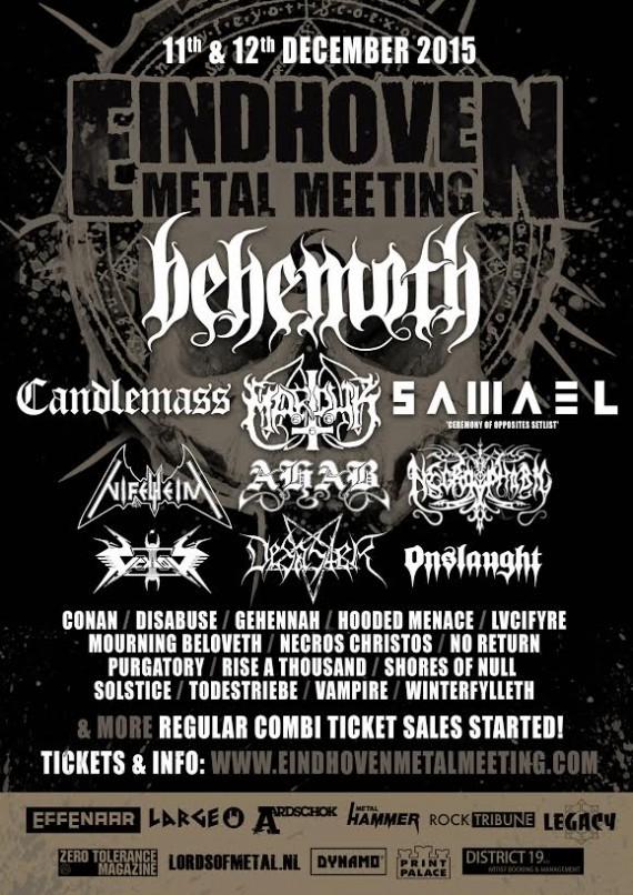 eindhoven metal meeting - locandina 6-6 - 2015