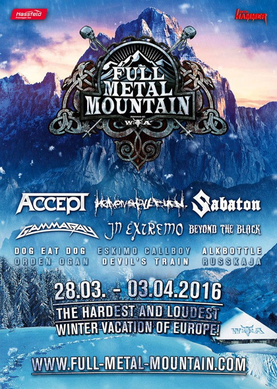 Full Metal Mountain