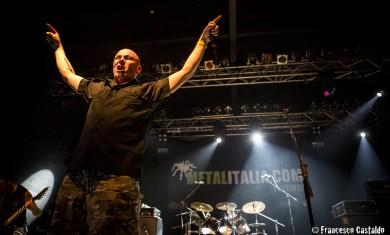 Impaled Nazarene - live Metalitalia.com Festival 2014