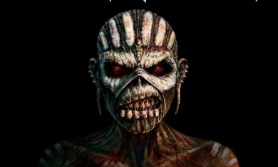 iron maiden - the book of souls - 2015