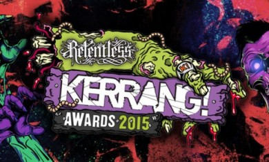 kerrang awards 2015