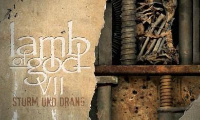 lamb of god - sturm und drang - 2015