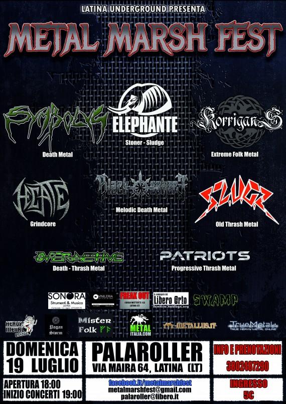 latina metal fest 2015