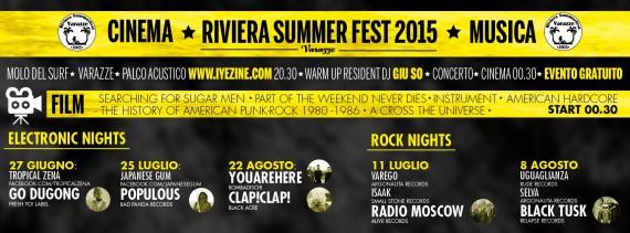 riviera summer fest 2015