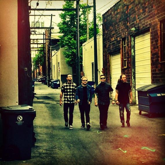 shinedown - band - 2015