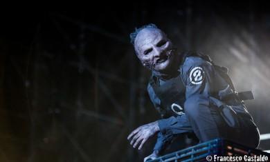 Corey Taylor - Slipknot - 2015