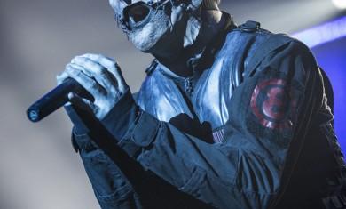 Slipknot - Corey Taylor live Roma 2015