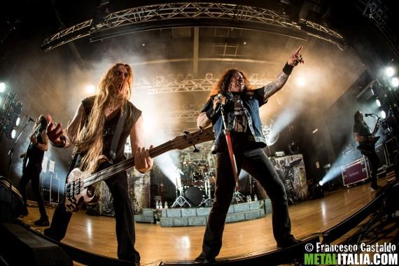 Testament - live @ Metalitalia.com Festival 2015