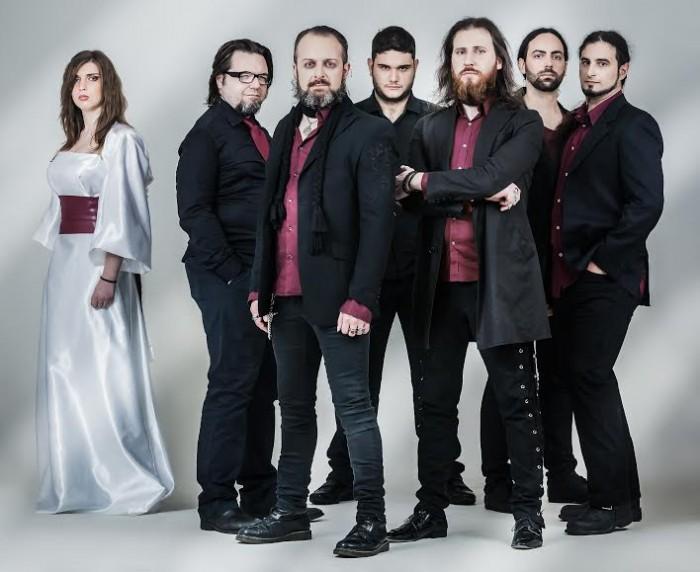 Arcana Opera - band - 2016