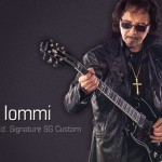 BLACK SABBATH: la nuova Tony Iommi Signature SG Custom Guitar