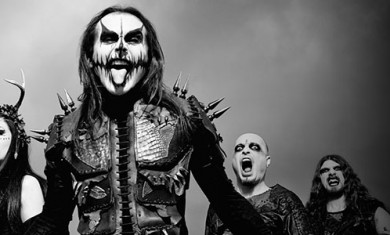 Cradle Of Filth 1stpage