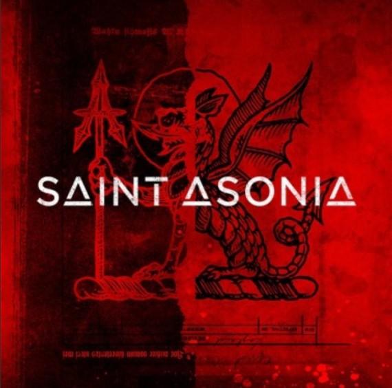 SAINT ASONIA - debut - 2015