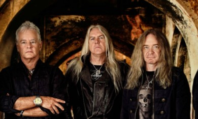 Saxon - Band Featured - 2014