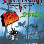 Annunciato il primo STEEL LEGION FEST il prossimo 25 luglio a Zafferana Etnea
