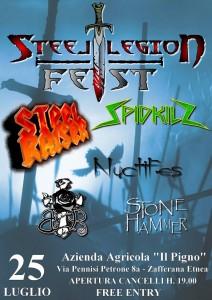 Steel Legion Fest
