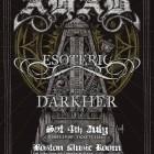 Ahab + Esoteric + Darkher
