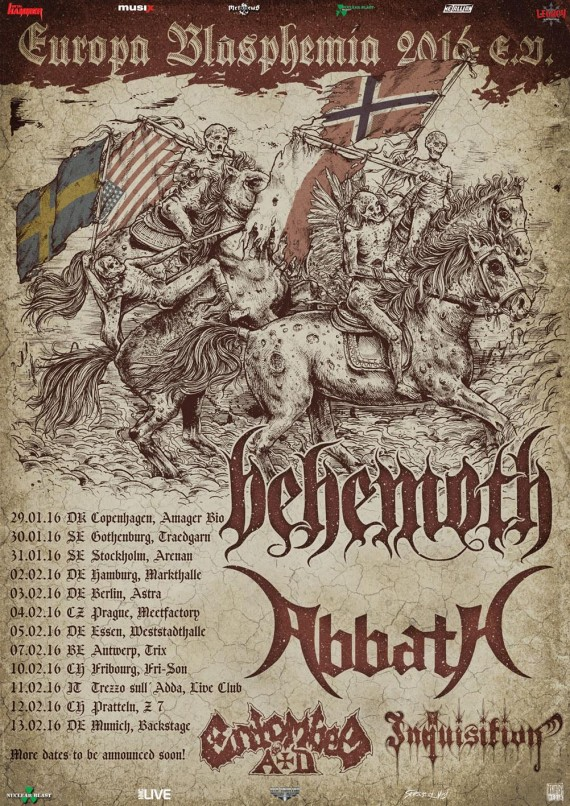 behemoth abbath entombed tour 2016