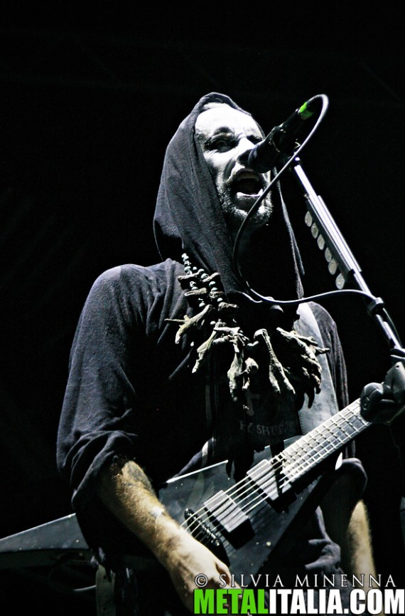 Behemoth - Total Metal Festival 2014
