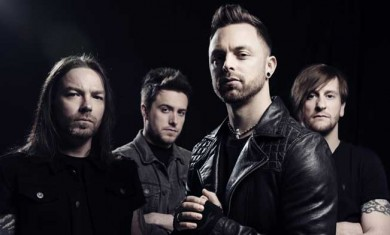 bullet for my valentine - 2015