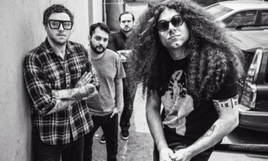 coheed and cambria - band - 2015