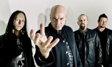 disturbed - band - 2015