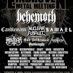 EINDHOVEN METAL METING 2015: ultime conferme e bill completo