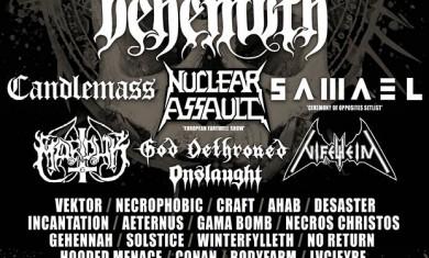 eindhoven metal meeting 2015 - locandina