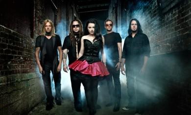 evanescence  - band - 2012